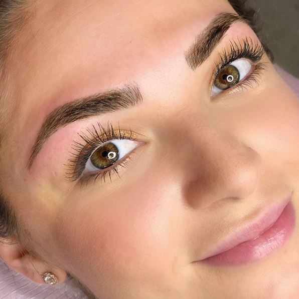 Microblading After 3